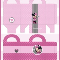 DDs Minnie Mouse Birthday Party: Part 1 - Free Printables