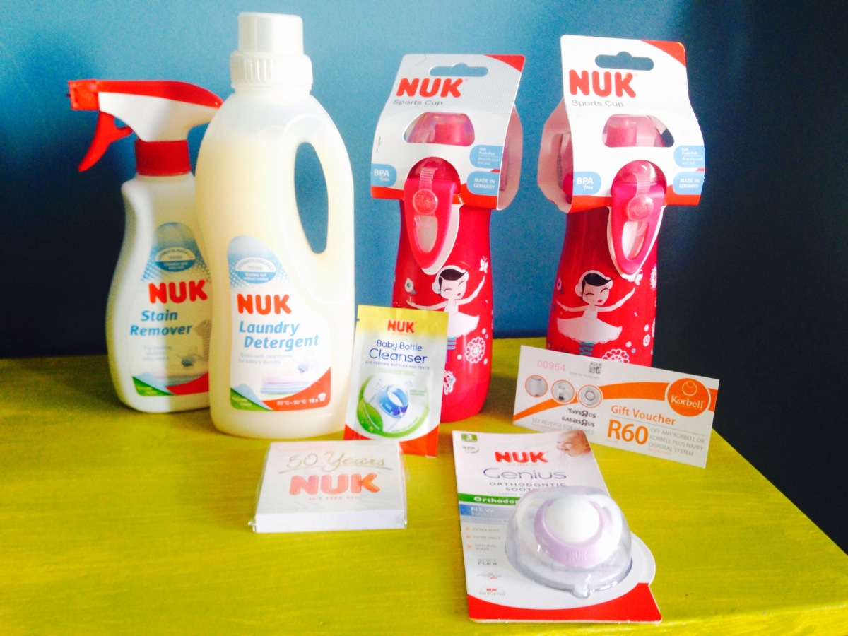 I heart surprises: NUK product reviews coming up