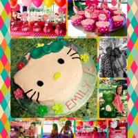 Hello Kitty 3rd Bday bash!